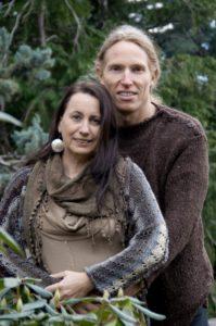 Astrid Schönweger und Ulrich Gutweniger